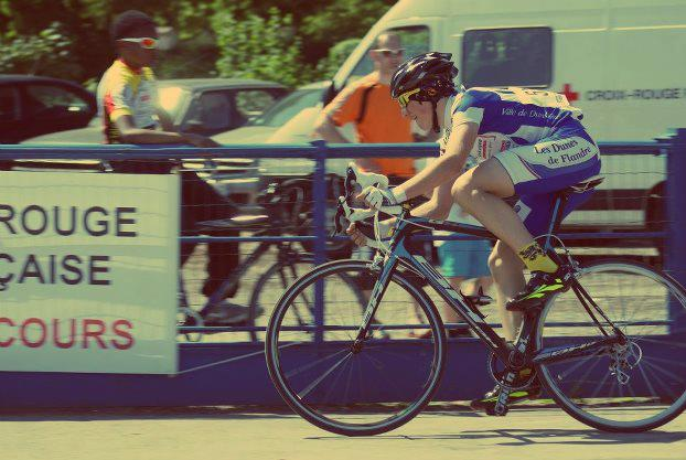 Vainqueur du Mini Paris-Roubaix
