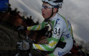 Lucas Dubau a réalisé une course exemplaire / Photo : Thomas Maheux
