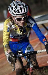 Juliette Labous ne fût pas à son avantage / Photo : Thomas Maheux
