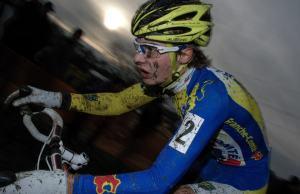 Léo Vincent est allé au bout de lui pour devenir vice-champion de France / Photo : Thomas Maheux