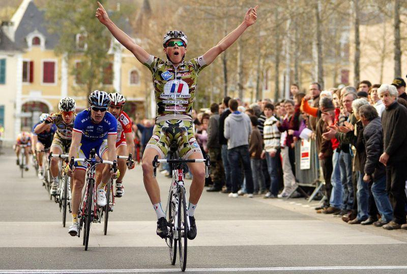 Deletang vainqueur sur l'Essor Basque devant Samuel Plouhinec