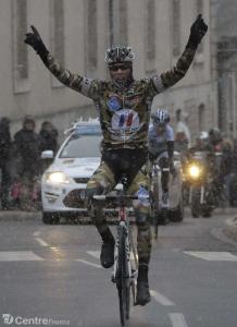 A Chateaudun, le sprinteur Orléanais a fait parler la poudre
