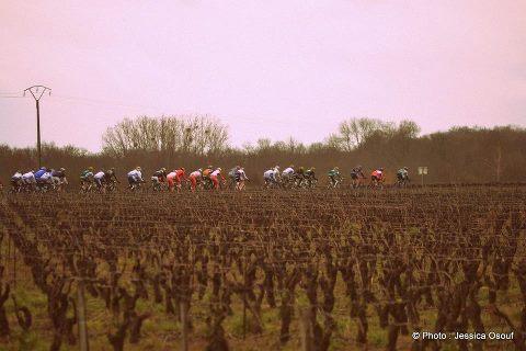 Jérémy Bescond faisait partie des courageux participants à la Classic Loire-Atlantique / Jessica Osouf