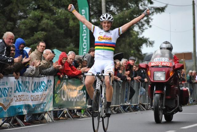 Ancien champion du monde, Olivier Le Gac est parmi les meilleurs français.