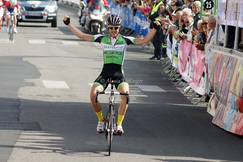 Riccardo Zoidl fait coup double sur le Tour de Bretagne / Alexia Tintinger