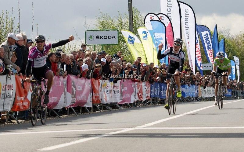 Timothy Dupont s'impose sur la 3e étape / ALexia Tintinger