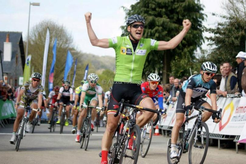 Timothy Dupont remet le couvert sur le Tour de Bretagne / Alexia Tintinger