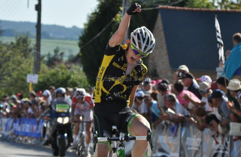 Félix Pouilly n'a que 18 ans. La Bretagne l'avait sacré Champion de France Junior en Août dernier / Alexanne Bonnier