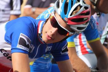 Elie Gesbert, double champion de France Junior
