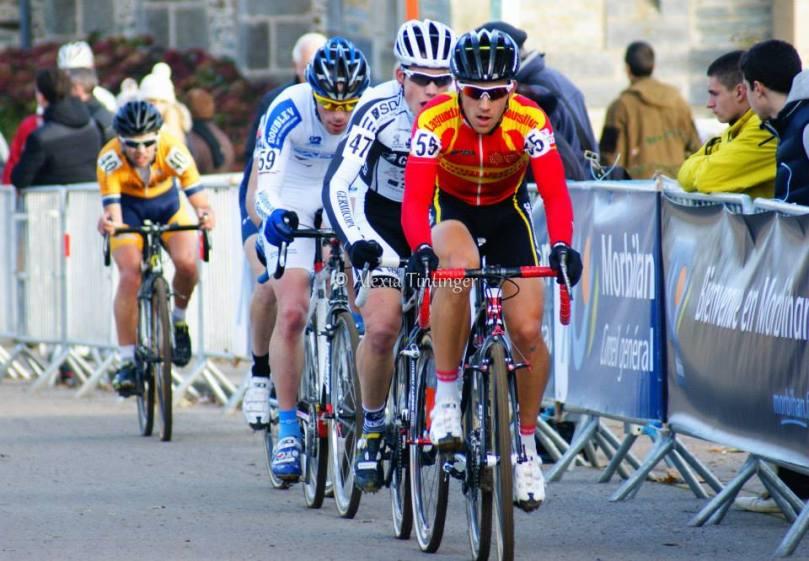 Hugo Drechou représente le Languedoc Roussillon sur le Challenge National