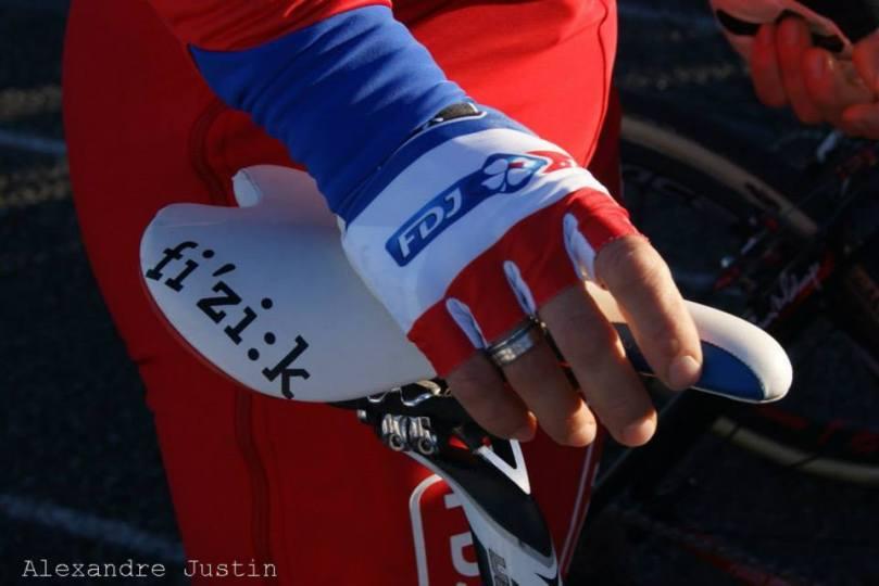 Francis Mourey champion de France jusqu'au bout des gants