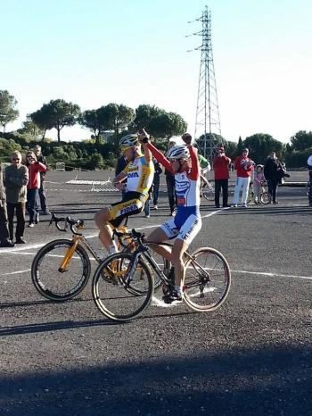 Une dernière victoire pour Christel Ferrier-Bruneau, aux côtés d'Arnaud Jouffroy