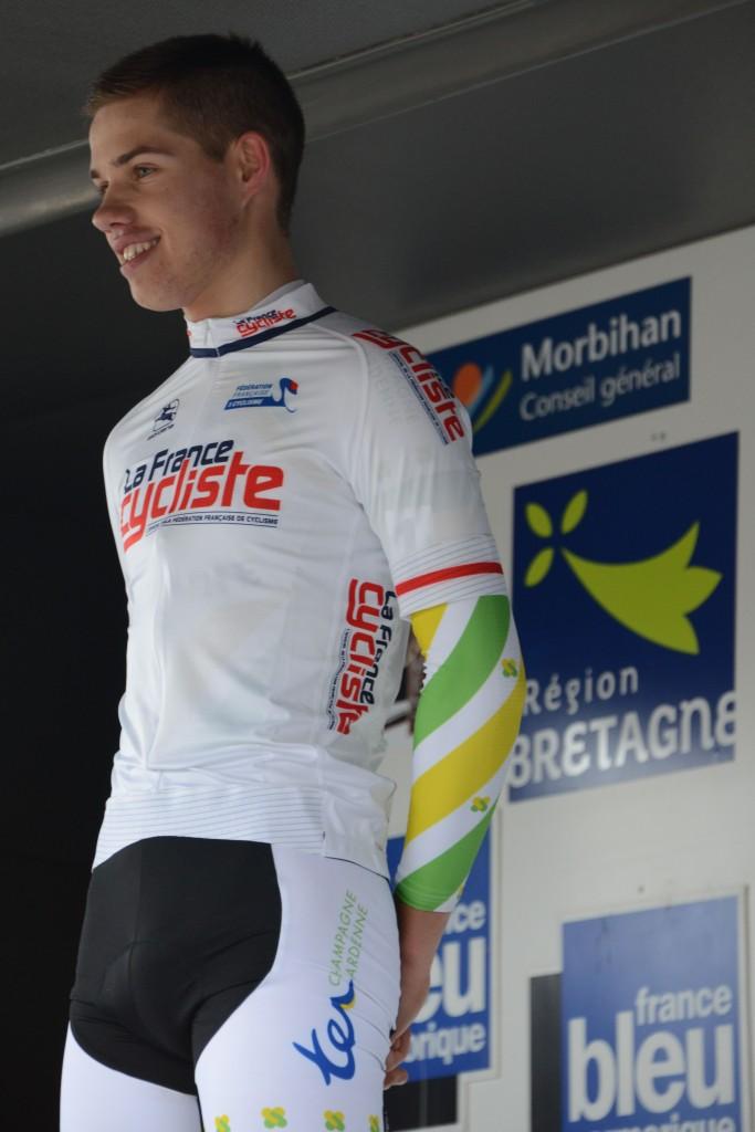 Lucas Dubau toujours leader du Challenge National de cyclo-cross