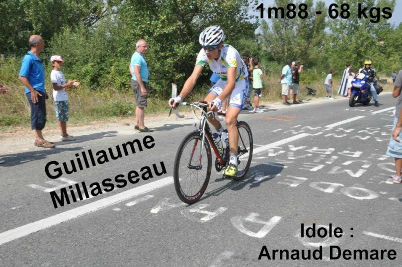 Guillaume Millasseau était à l'AC Bazancourt Reims en 2013