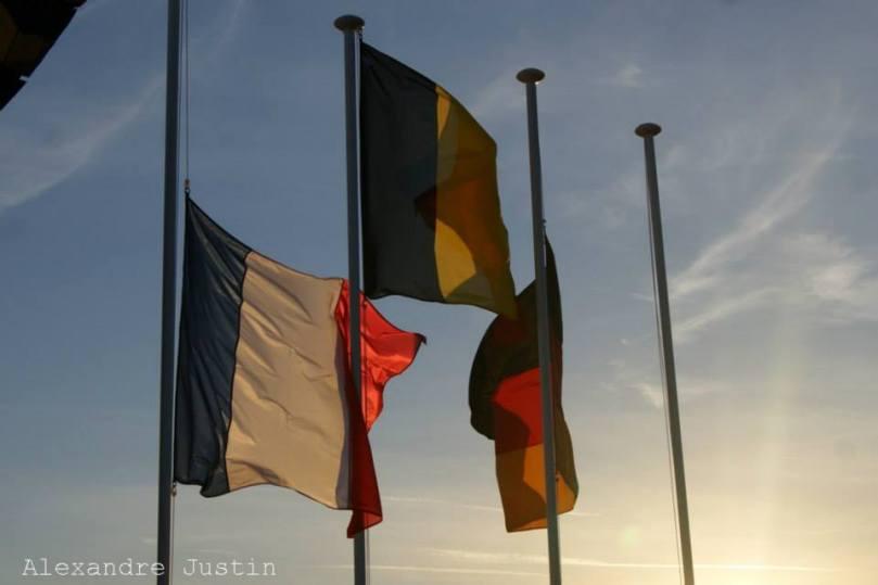 triplé belge juniors