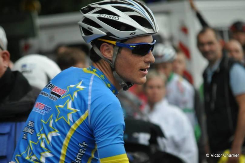Franck Bonnamour, champion d'Europe Junior, signe à Brest
