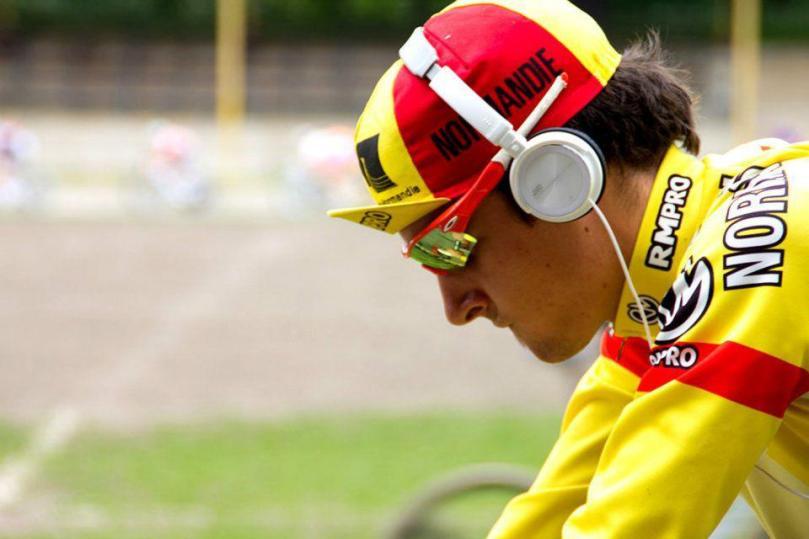 Cédric Legrandois s'est engagé avec le GSC Blagnac Vélo Sport 31
