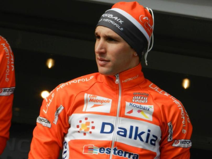Cyrille Patoux, de retour au VC Rouen 76 pour 2014