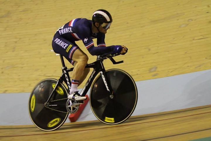Le normand Jordan Levasseur rejoint l'équipe cycliste de l'armée de terre