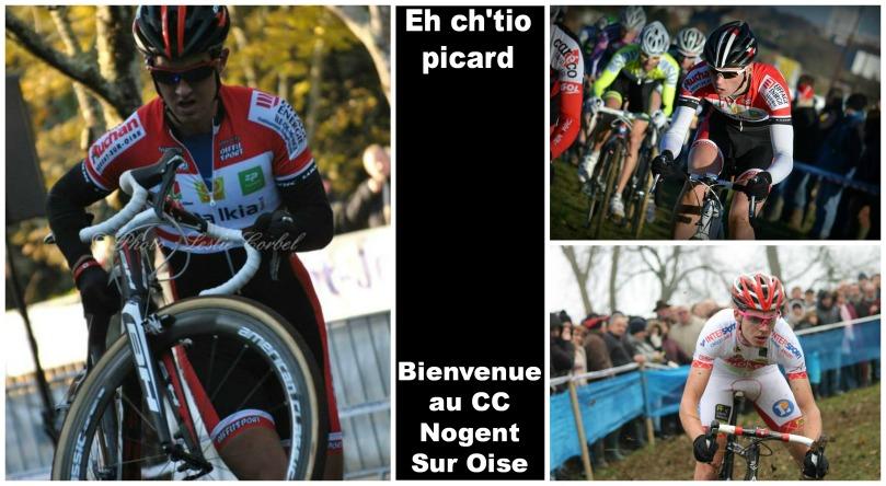 Recrues 2014 du CC Nogent Sur Oise