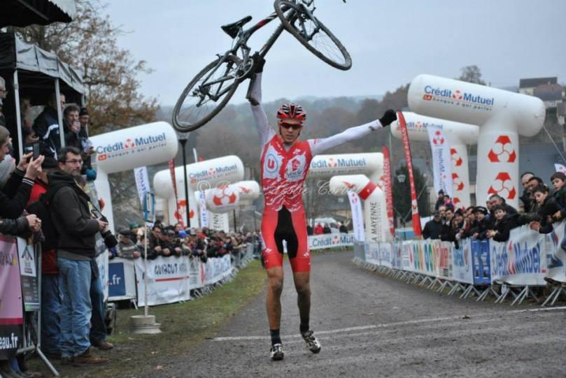 Lilian Calmejane a rejoint le Vendée U pour 2014