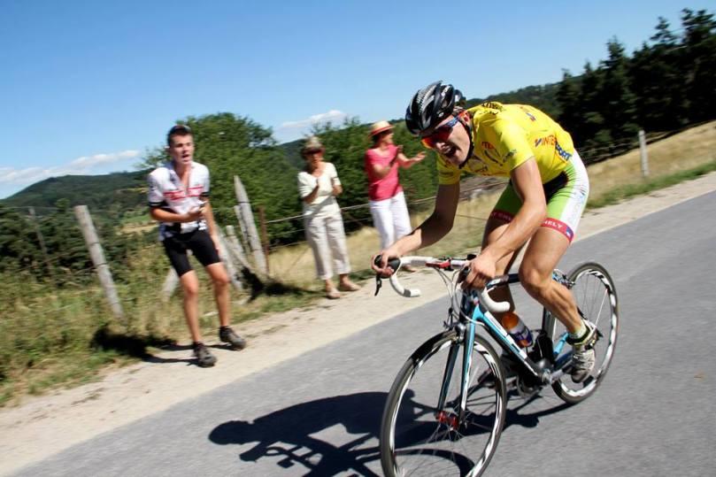Mathieu Caramel rejoint Charvieu Chavagneux Isère Cyclisme
