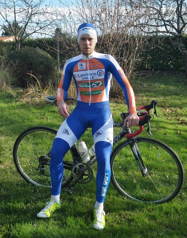 Max Massat quitte l'US Montauban 82 pour rejoindre le Sablé Sarthe Cyclisme