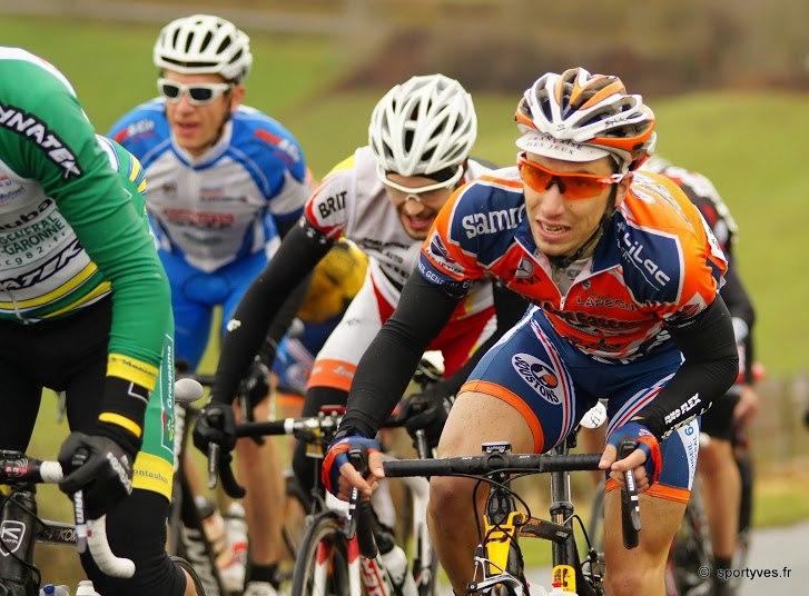 Nicolas Loustaunou rejoint les alsaciens du Team Rémy Meder