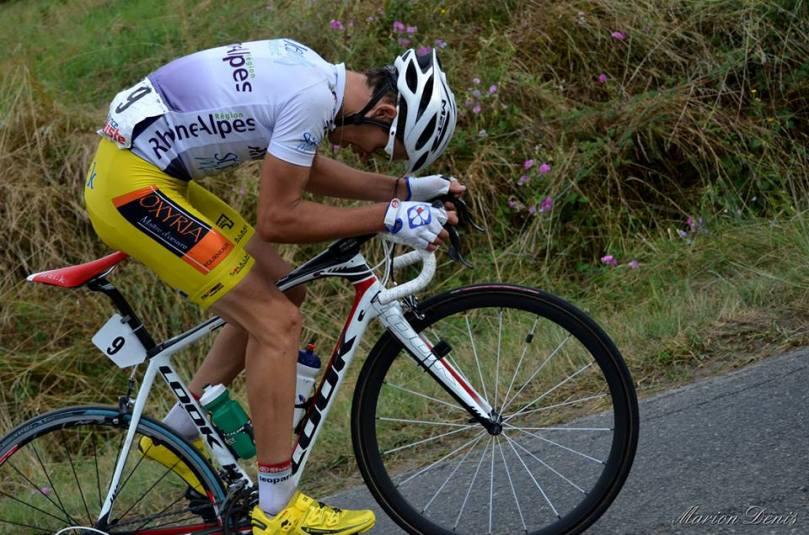 Paul Sauvage change de catégorie mais prolonge l'aventure à Roanne