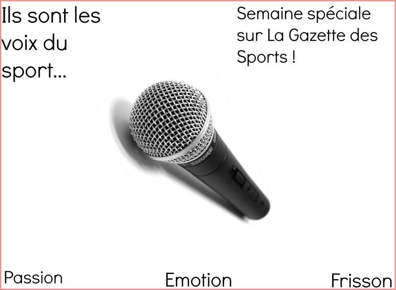 Speaker la voix des sports
