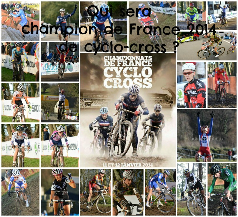 Qui sera champion de France 2014 de cyclo-cross