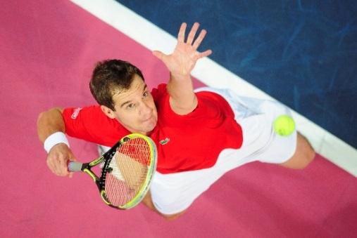 Richard Gasquet sera le favori de l'Open Sud de France