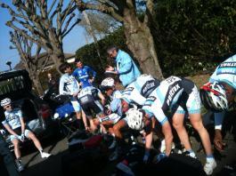 Chez le Team Peltrax, il faut défendre le sacre de Plouhinec en 2013.