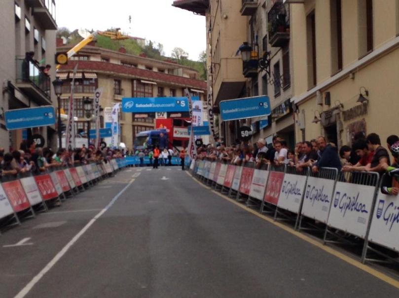 En ce moment , le BWT est sur le Tour du Pays Basque