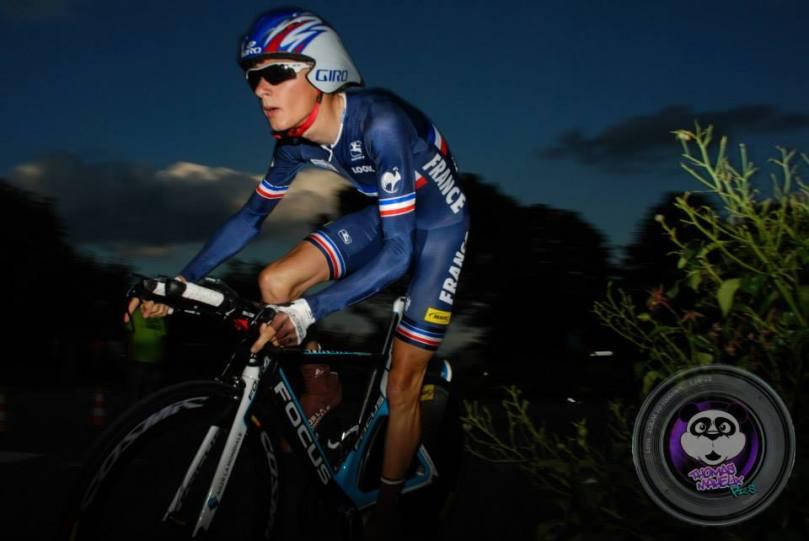 Clément Chevrier sur le Tour de l'Ain 2013 / Thomas Maheux