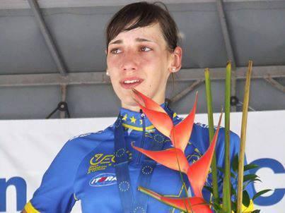 L'an passé, Greta Richioud avait remporté le championnat d'Europe en Junior 1
