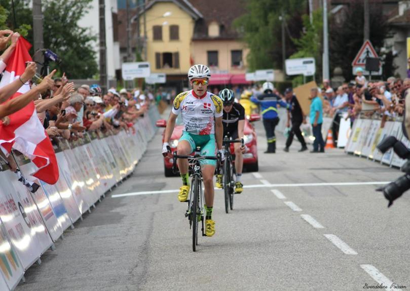 Rémy Rochas, vainqueur de la Classique des Alpes, sera de la partie à Nyon - @ Gwendolène Poisson