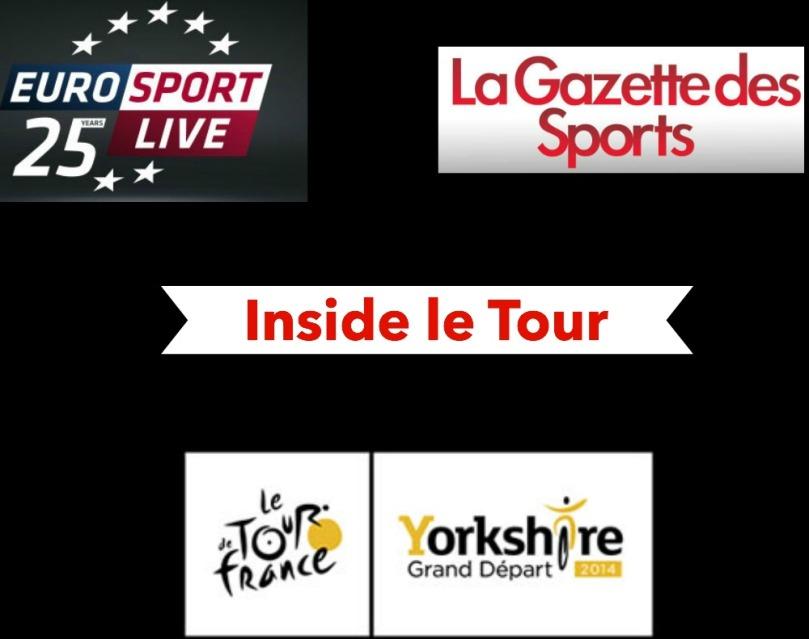 Inside Le tour