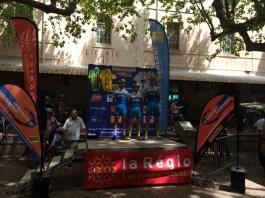 L'équipe Culture Vélo Racing Team U19