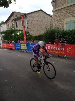 Floryan Arnoult et l'équipe M Santé sont en surnombre !
