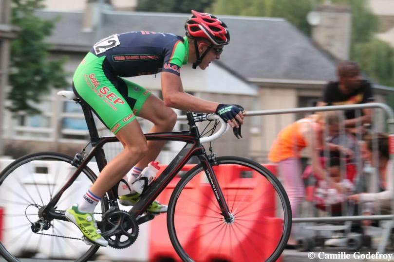 Benoit Cosnefroy : 2014 (3)