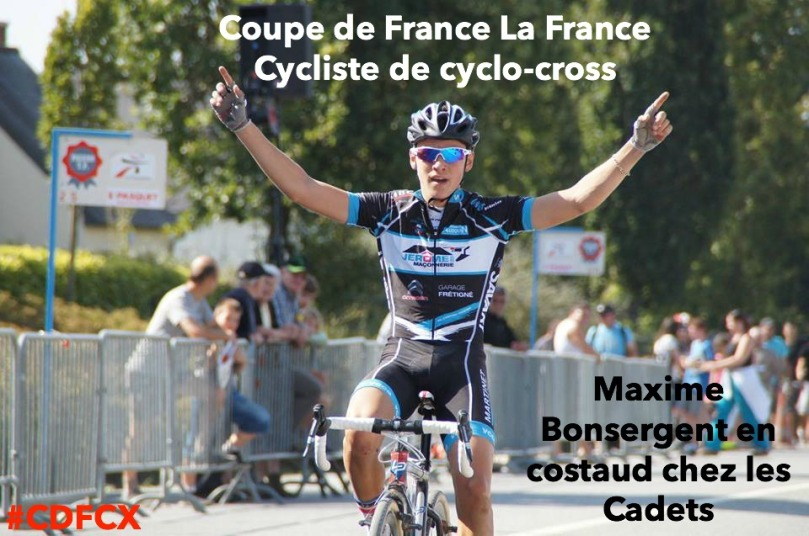 Maxime Bonsergent  CX montage