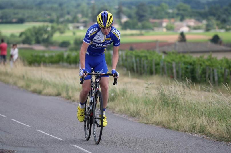 Quentin Pallas continue l'aventure avec le Team Vulco Vaulx-en-Velin / Jean-Noël Charvet