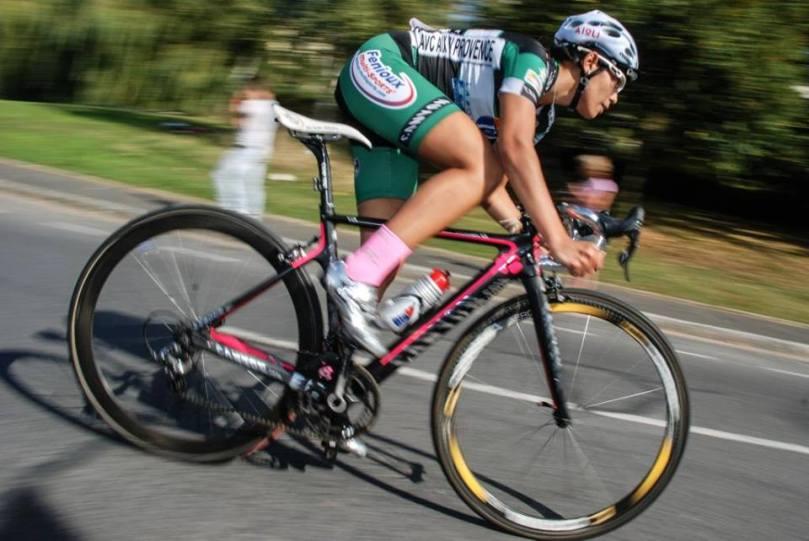 Fleur-Faure-Cyclisme-Féminin-Aix-En-Provence-