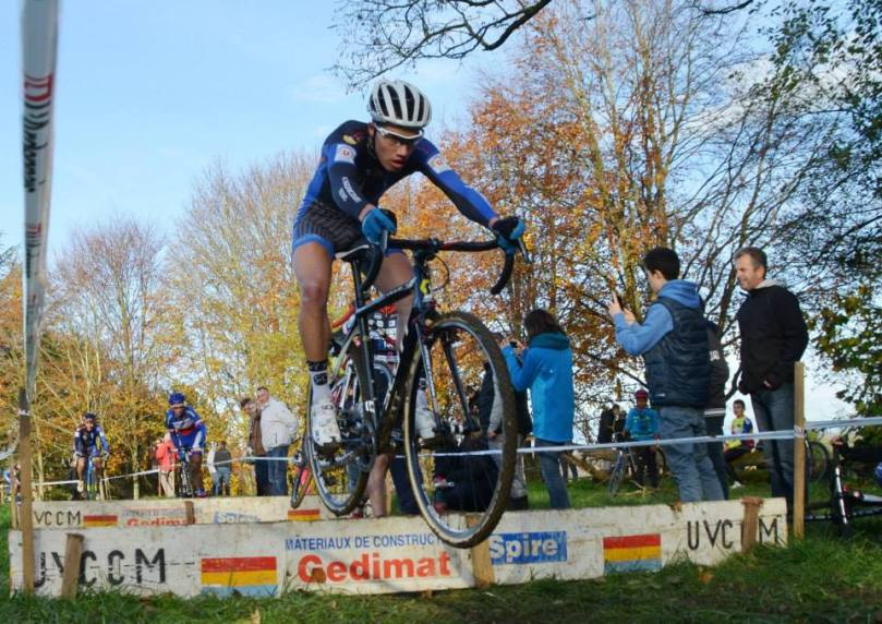 Lucas-Dubau-cyclo-cross-Reims-Bazancourt-Sisteron-Coupe de France