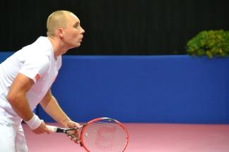 Steve Darcis sera présent pour le tableau final de l'Open Sud de France / ©Tyfenn Corvellec