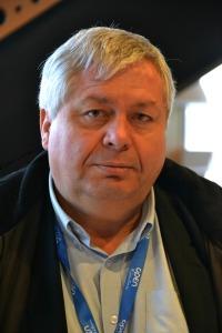 Eric Largeron, président de la Ligue de tennis du Languedoc-Roussillon. / ©Tyfenn Corvellec