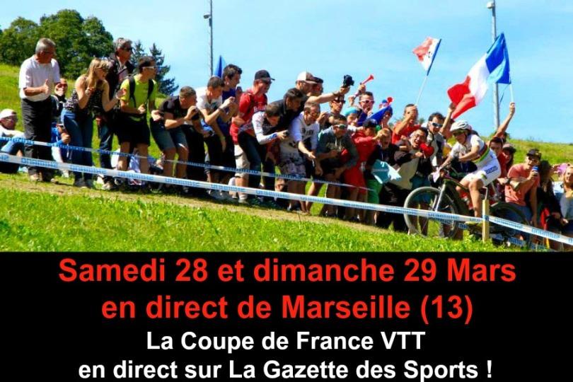 Coupe de france vtt 2015 1 marseille la gazette des sports - Marseille coupe de france ...