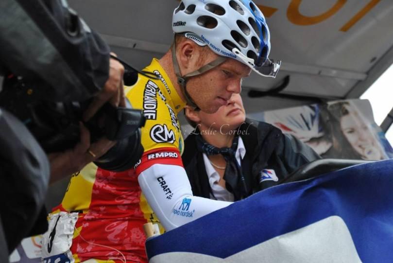 Photo - Leslie Corbel / Championnat de France Espoir